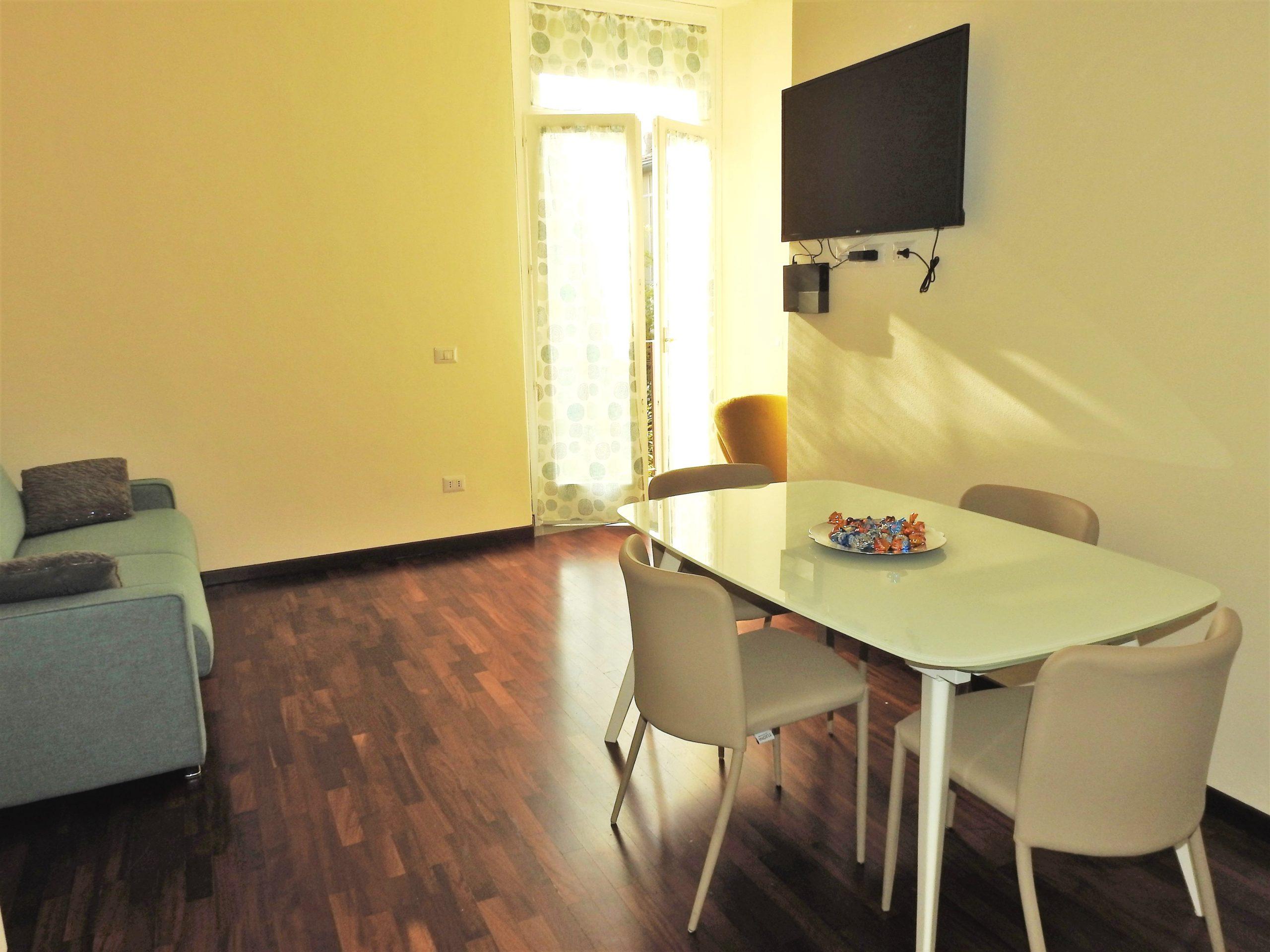Appartamento completamente rinnovato in centro storico a Ravenna